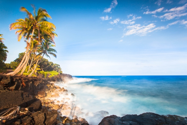 Big Island Coast (Hawaii, USA)